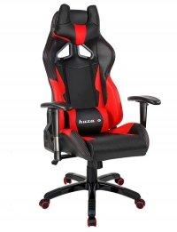 Fotel gamingowy Huzaro Force 7.2 czarno-czerwony
