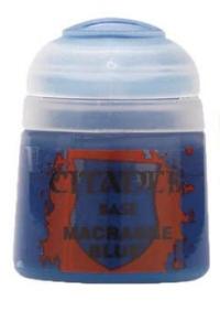 Farba Citadel Base: Macragge Blue 12ml
