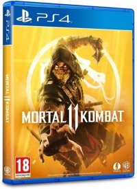 Mortal Kombat 11 PS4 PL