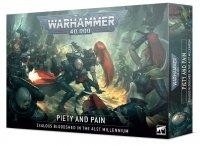 Warhammer 40K Piety and Pain