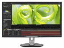 Monitor Philips 31,5 328P6VJEB/00 4K UHD VGA DVI HDMI DP głośniki