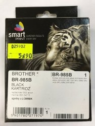 BROTHER LC985 BLACK smart PRINT