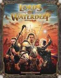 Lords of Waterdeep (Wydanie angielskie)