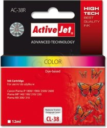 CANON CL38 KO(12ml)  ACTIVEJET