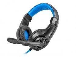 Słuchawki z mikrofonem Fury Wildcat Gaming Prod