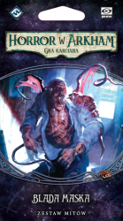 Horror w Arkham LCG - Szlak do Carcosy - Blada Maska PL