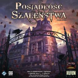 Posiadłość Szaleństwa – druga edycja PL