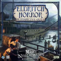 Eldritch Horror: Przedwieczna Groza – Maski Nyarlathotepa