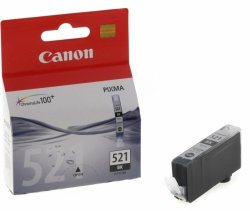 CANON CLI-521BK (9ml) iP/MP540