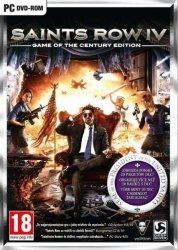 Saints Row IV: Game of the Century Ed PC