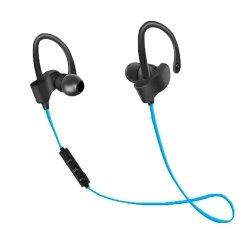 Słuchawki z mikrofonem Esperanza EH188B Douszne Bluetooth Sportowe