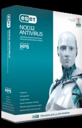 ESET NOD32 ANTIVIRUS BOX - 1 STAN/12M