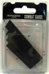 Warhammer 40000(8th): COMBAT GAUGE