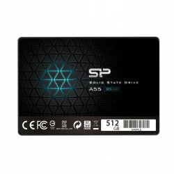SSD 512GB Silicon Power A55