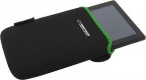 Etui na Tablet 10,1'' 16:9 ET173G  Czarny / Zielony  GRUBY NEOPREN 3mm ESPERANZA