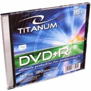 Titanum DVD+R SLIM 1 16X