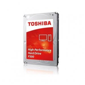 Dysk twardy Toshiba P300, 3.5'', 1TB, SATA/600, 7200RPM, 64MB cache, BOX