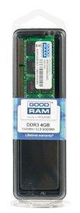 Pamięć DDR3 GOODRAM SODIMM 8GB/1600MHz