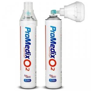 Tlen inhalacyjny w puszce 99,4% Promedix PR-994
