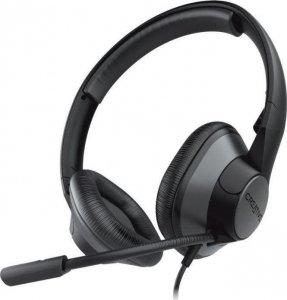 Słuchawki  z mikrofonem Creative HS720 V2 przewodowe czarne