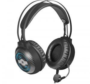 Słuchawki z mikrofonem Defender STELLAR PRO 7.1 VIRTUAL SOUND podświetlane USB + GRA