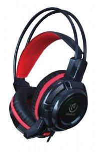 Słuchawki z mikrofonem Rebeltec BALDUR Gaming stereo