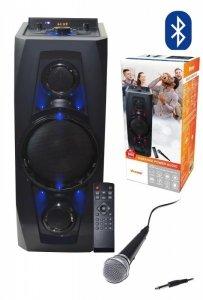 Głośnik Power Audio Karaoke Vakoss SP-2913BK