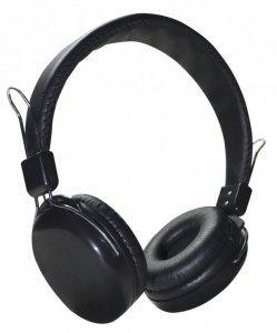 Słuchawki z mikrofonem Vakoss SK-483K czarne
