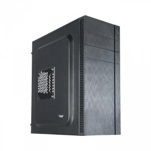 Obudowa Micro ATX Akyga AK34BK 1xUSB 3.0, 1xUSB 2.0 czarna bez zasilacza