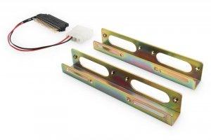 Szyny montażowe DIGITUS DA-70430 HDD/SSD 2,5 do 3,5
