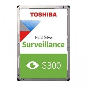 Dysk Toshiba S300 (SMR) HDWT840UZSVA 4TB SATA 256MB Surveillance BULK