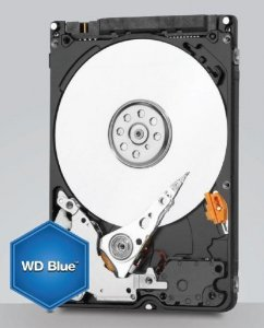 Dysk WD WD40EZAZ 4TB Blue 5400 SATA III