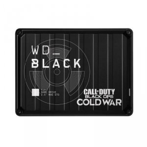 Dysk zewnętrzny WD BLACK P10 Call of Duty Black Ops Cold War Special Edition P10 2TB USB 3.1 Black