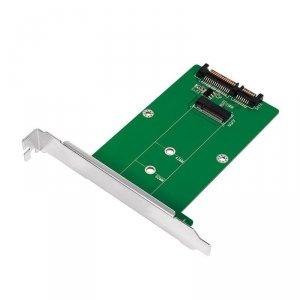 Adapter LogiLink PC0085 SATA na M.2 SATA SSD