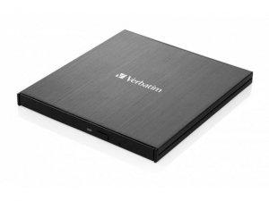 Nagrywarka zewnętrzna Verbatim BLU-RAY X4 USB-C 3.1