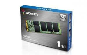 Dysk SSD ADATA Ultimate SU800 1TB M.2 (560/520 MB/s) 2280 3D TLC