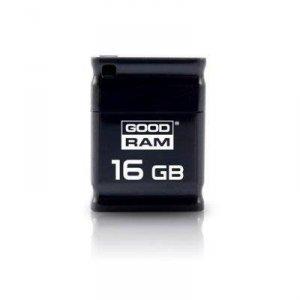 Pendrive GOODRAM PICCOLO 16GB Black Retail 10
