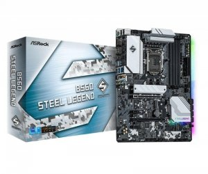 Płyta ASRock B560 Steel Legend /B560/DDR4/SATA3/M.2/USB3.0/PCIe4.0/s.1200/ATX