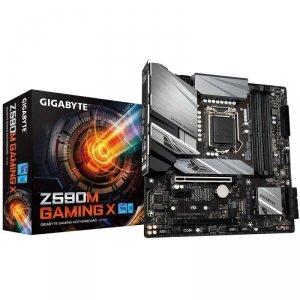 Płyta Gigabyte Z590M GAMING X (rev. 1.0) /Z590/DDR4/SATA3/M.2/USB3.1/PCIe4.0/s.1200/mATX