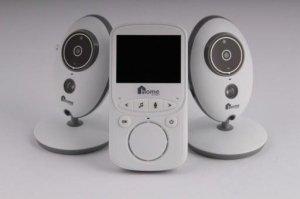Niania elektroniczna Overmax BABYLINE 5.1 2xkamera, ekran 2.4, zasięg 300m