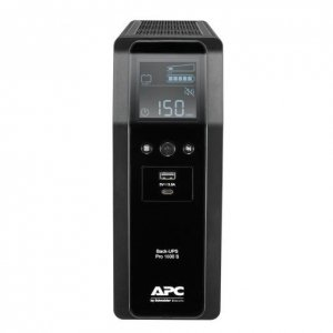 Zasilacz awaryjny UPS APC BR1600SI Back UPS Pro BR 1600VA, Sinewave, 8 Outlets, AVR, LCD