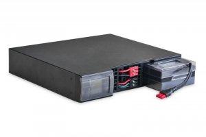 Zasilacz awaryjny UPS DIGITUS Online Rack 19 LCD 3000VA/2700W 6x12V/9Ah 8xC13 1xC19 USB RS232 RJ45