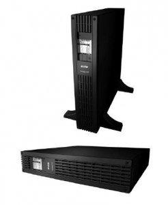 Zasilacz awaryjny UPS Ever Line-Interactive Sinline RT 1200VA AVR 3xIEC 2xPL Sin USB LAN rack/tower