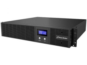 Zasilacz awaryjny UPS Power Walker Line-Interactive 2200VA Rack 19, 4x IEC Out, RJ11/45, USB, LCD, EPO