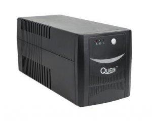 Zasilacz awaryjny UPS Quer Micropower 2000 (offline, 2000VA / 1200W 4xSCHUKO)