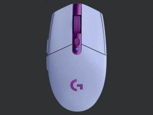 Mysz bezprzewodowa Logitech G305 LIGHTSPEED optyczna Gaming fioletowa