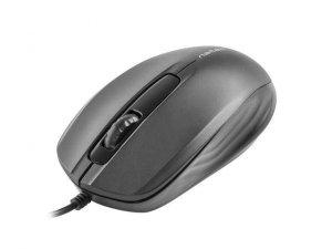 Mysz przewodowa Natec Hoopoe optyczna 1600 DPI czarna