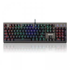 Klawiatura przewodowa Redragon PARTYUSA K570RGB Gaming czarny