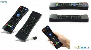 Klawiatura bezprzewodowa do SmartTV Venz Air Mouse pilot+klawiatura