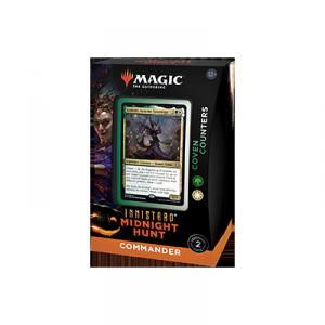 MTG - Innistrad: Midnight Hunt - Commander Decks - Coven Counters